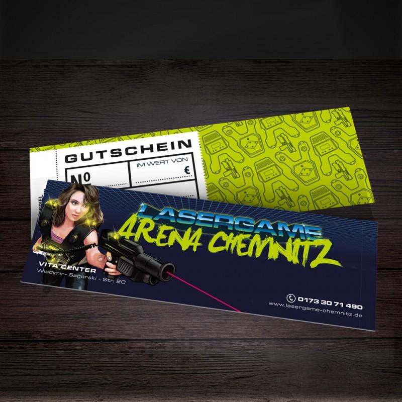 Lasergame Chemnitz Gutschein