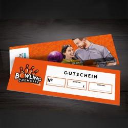 Bowling Chemnitz Gutschein 50€