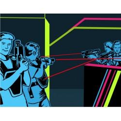 Lasergame Chemnitz Spielmodus Assault