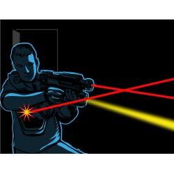 Lasergame Chemnitz Spielmodus Dark